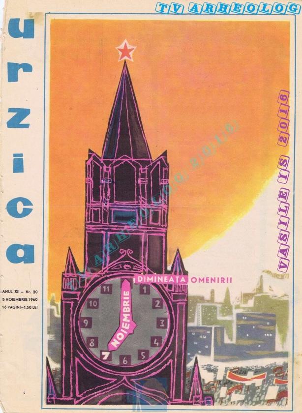 Urzica 1960-20 01